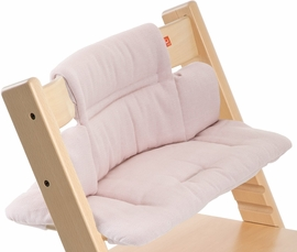Stokke Tripp Trapp Cushion in Pink Tweed