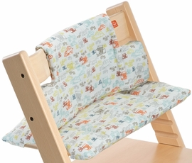 Stokke Tripp Trapp Cushion in Retro Car