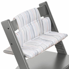 Stokke Tripp Trapp Cushion in Soft Stripe - D