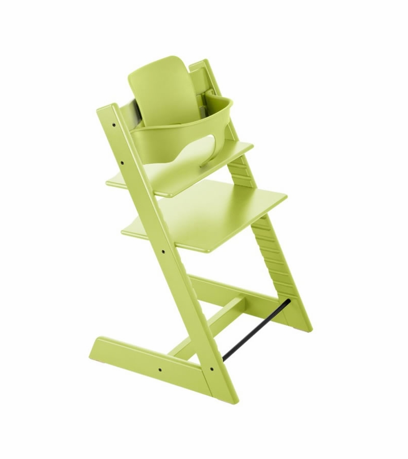 Stokke Tripp Trapp High Chair Amp Baby Set 2018 Green