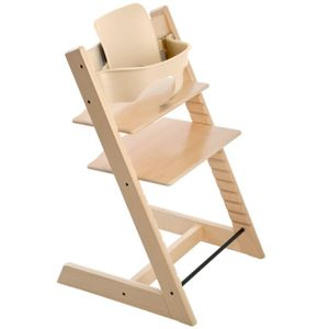 Stokke Tripp Trapp High Chair & Baby Set 2018 Natural