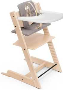 Stokke Tripp Trapp High Chair Complete - Natural / Icon Grey