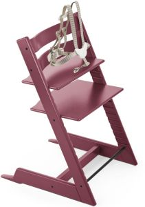Stokke Tripp Trapp High Chair 2018 Heather Pink