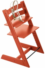 Stokke Tripp Trapp High Chair 2018 Lava Orange