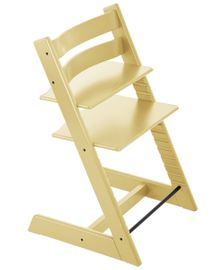 Stokke Tripp Trapp High Chair 2018 Wheat Yellow