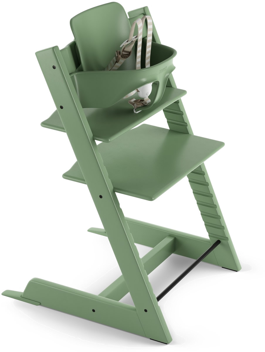 Stokke 2019 Tripp Trapp High Chair Moss Green