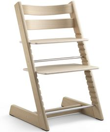 Stokke Tripp Trapp Highchair, Anniversary Edition - Oak White