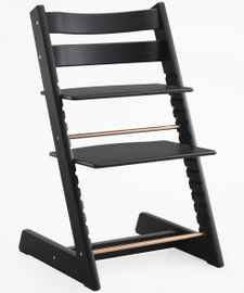 Stokke Tripp Trapp Highchair, Anniversary Edition - Oak Black