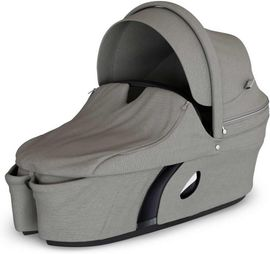 Stokke Xplory 6 Carrycot - Brushed Grey