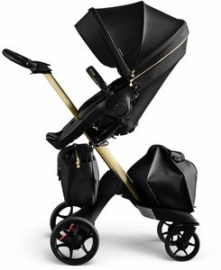 Stokke Xplory 6 Stroller, Limited Edition - Gold