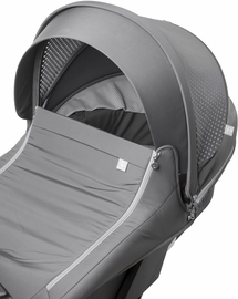 Stokke Xplory Athleisure Carry Cot Complete Kit - Grey