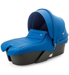 Stokke Xplory Carry Cot Complete Kit - Cobalt Blue
