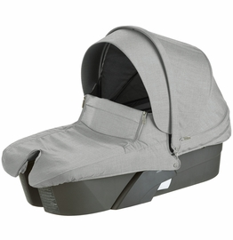 Stokke XPLORY Carry Cot Complete Kit - Grey Melange