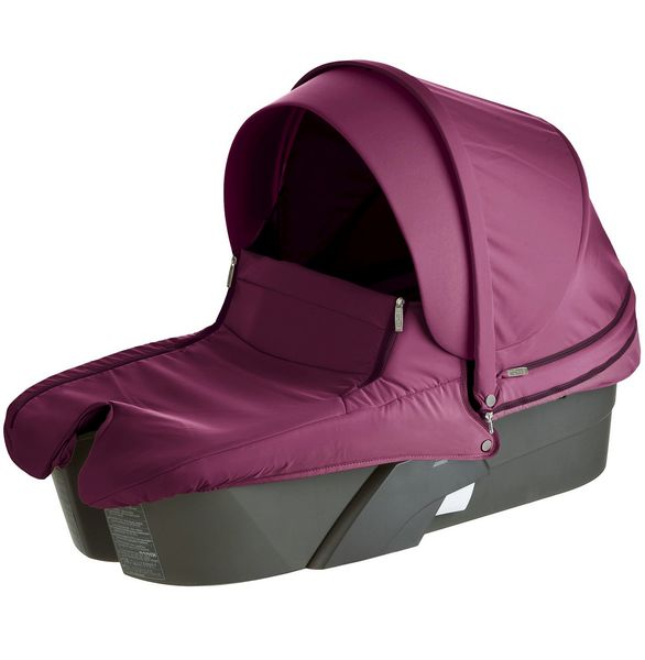 Stokke XPLORY Carry Cot Complete Kit in Purple