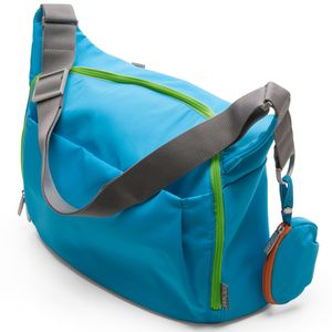 Stokke Changing Bag in Urban Blue