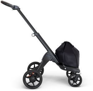 Stokke Xplory Chassis - Black/Brown