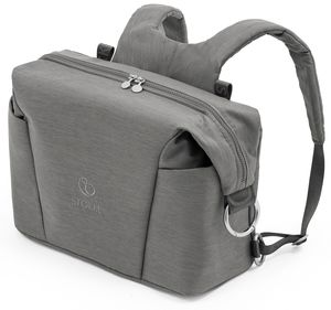 Stokke Xplory X Changing Bag - Modern Grey