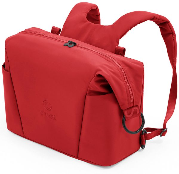 Stokke Xplory X Changing Bag - Ruby Red
