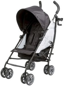 Summer Infant 3D Flip Stroller - Black / Gray
