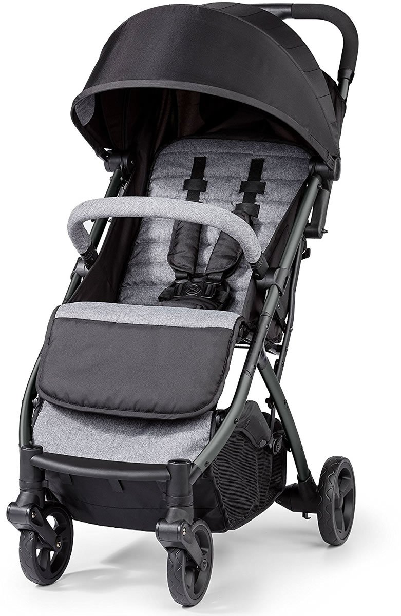 Summer Infant Products 3Dpac CS+ Compact Fold Stroller