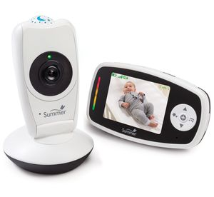 Summer Infant Baby Glow Video Monitor & Projection Camera