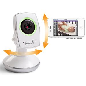 Summer Infant Baby Link WiFi Internet Viewing Camera