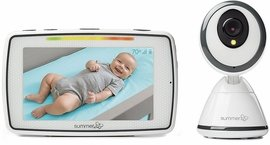 "Summer Infant Baby Pixel 5"" Touchscreen Color Video Monitor"