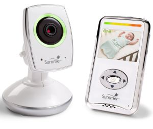 Summer Infant Baby Zoom Wi-Fi Monitor and Internet Viewing System