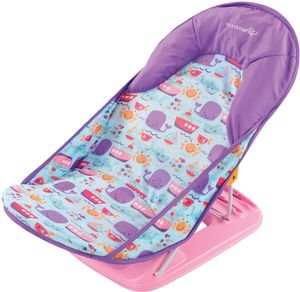 Summer Infant Deluxe Baby Bather - Dolphin Drive