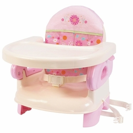 Summer Infant Deluxe Comfort Portable Booster Chair - Pink