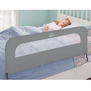 Summer Infant Extra Long Safety Bed Rail - Grey