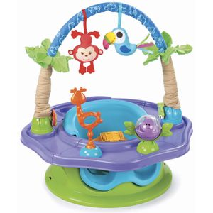Summer Infant Island Giggles Jammin Jumpin Super Seat