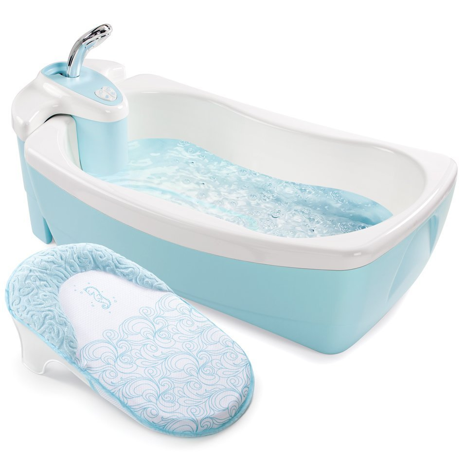 Summer Infant Lil Luxuries Tub - Blue