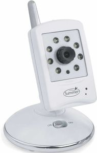 Summer Infant Secure Sight Baby Monitor - Extra Camera