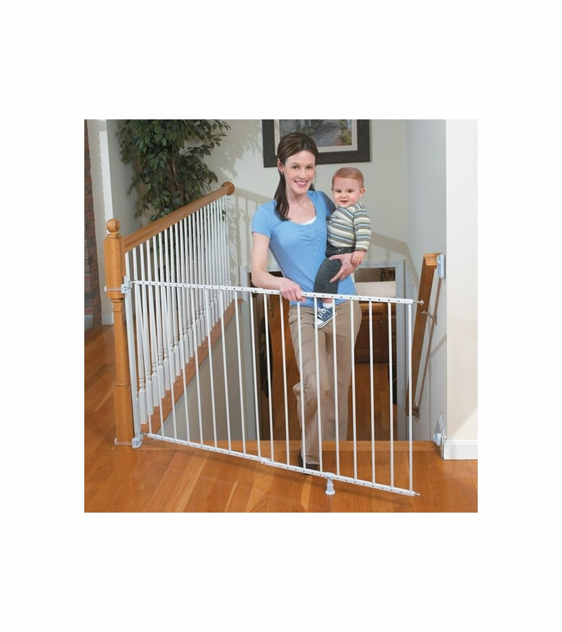 Summer Infant Sure Secure Extra Tall Top Of Stairs Gate With