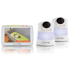 Summer Infant Wide View 2.0 Duo Monitor