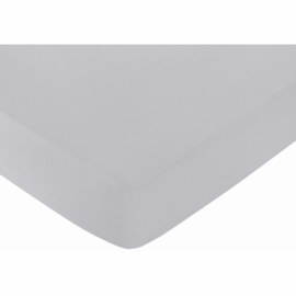 Sweet JoJo Designs Mod Garden Crib Sheet in Gray