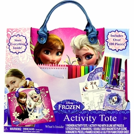 Tara Toys Frozen Activity Tote