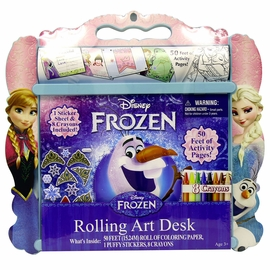 Tara Toys Frozen Rolling Art Desk