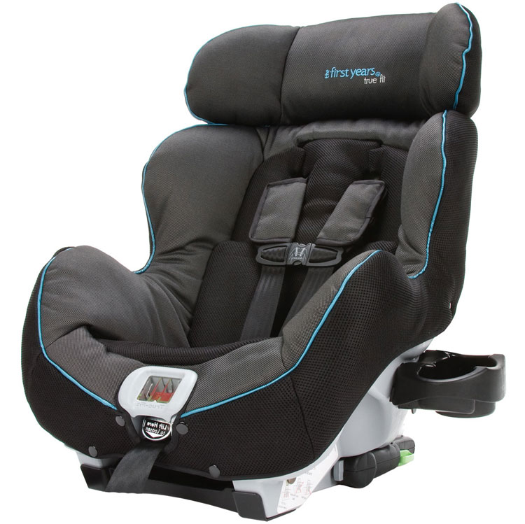 The First Years C650 True Fit Recline Convertible Car Seat Urban Life