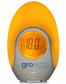 The Gro Company Gro-Egg Room Thermometer