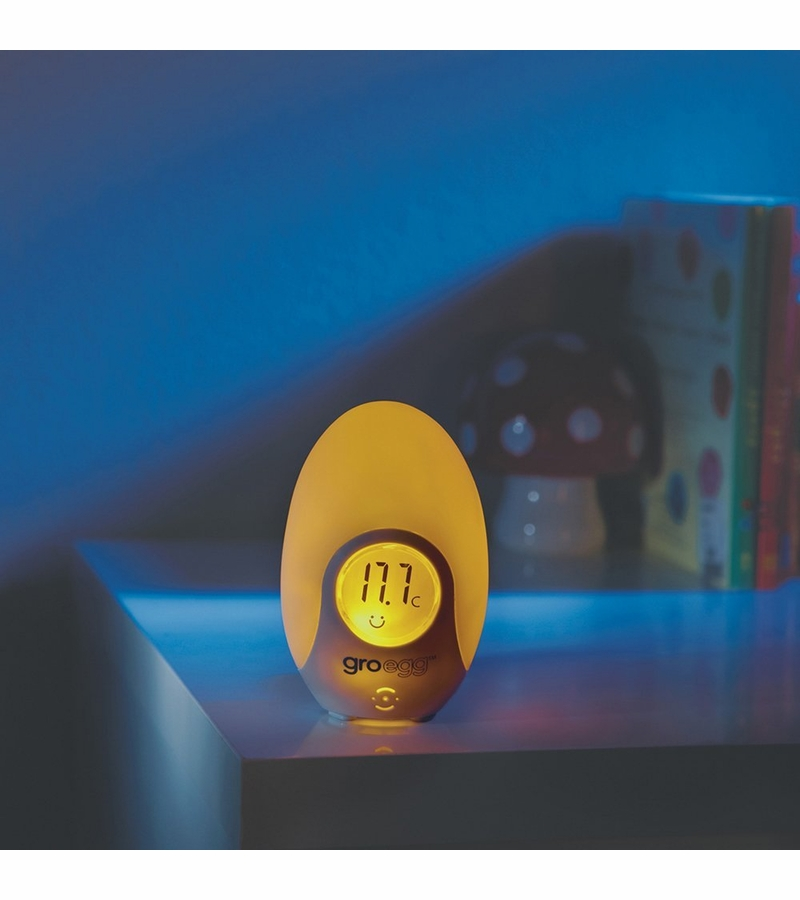 The Gro Company Gro Egg Room Thermometer