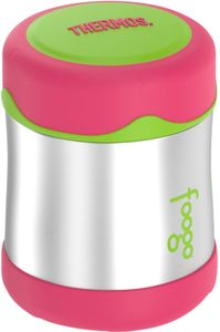 Thermos Foogo Vacuum Insulated Stainless Steel Food Jar 10oz - Watermelon/Green