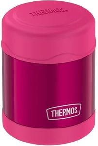 Thermos FUNtainer Stainless Steel Food Jar, 10oz - Pink