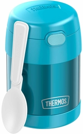 Thermos FUNtainer Stainless Steel Food Jar, 10oz - Teal