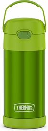 Thermos FUNtainer Vacuum Insulated Stainless Steel Bottle 12oz - Lime