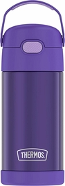 Thermos FUNtainer Vacuum Insulated Stainless Steel Bottle 12oz - Purple