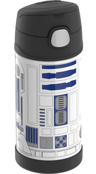 Thermos FUNtainer Vacuum Insulated Stainless Steel Bottle 12oz - Star Wars