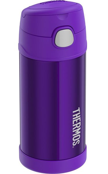 Thermos FUNtainer Vacuum Insulated Stainless Steel Bottle 12oz - Violet