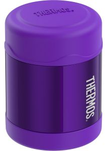 Thermos FUNtainer Stainless Steel Food Jar, 10oz - Violet